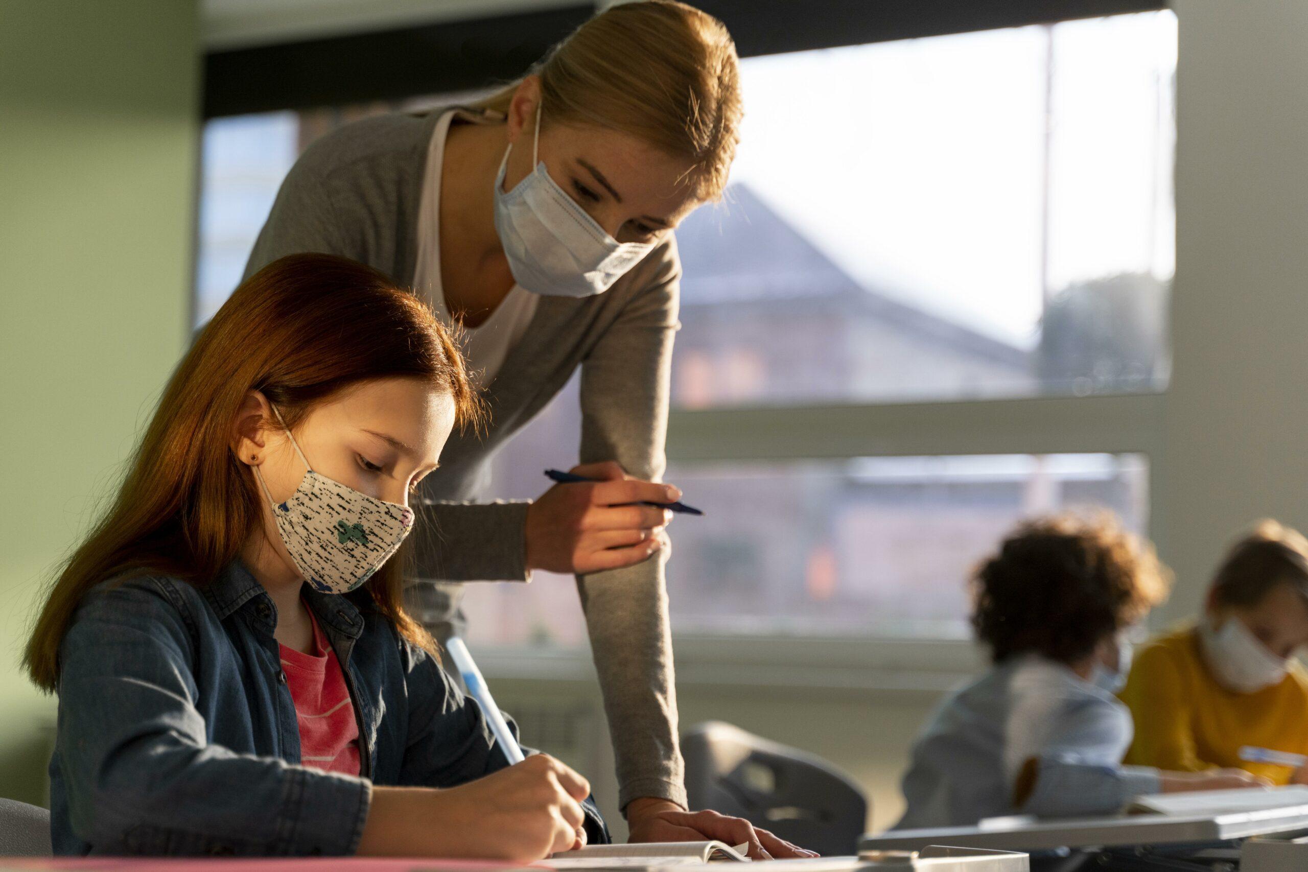 Lesgeven zonder regen, koude of lawaai? Ga voor een aangenaam en veilig klimaat in je klaslokaal met de Life Comfort Luchtfilter